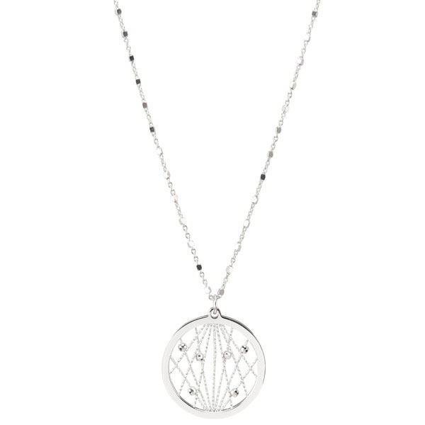 Milky Way Necklace by Frederic Duclos Showcase View