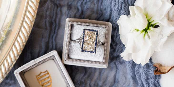 Estate Ring Example Photo