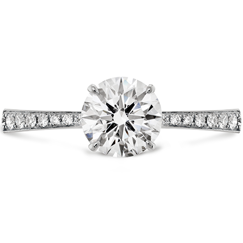 Signature Engagement Ring by Hearts On Fire Showcase View