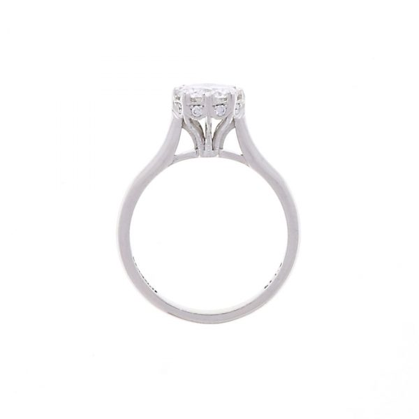 Diamond Engagement Ring with Tacori Mounting