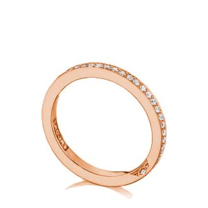 Dantela Eternity Band by Tacori Showcase Side View