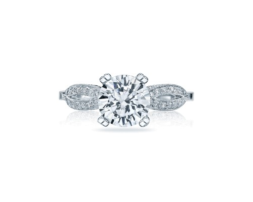 Ribbon Engagement Ring by Tacori Showcase View