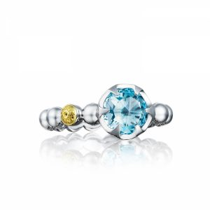 Beaded Bezel Ring by Tacori Showcase View