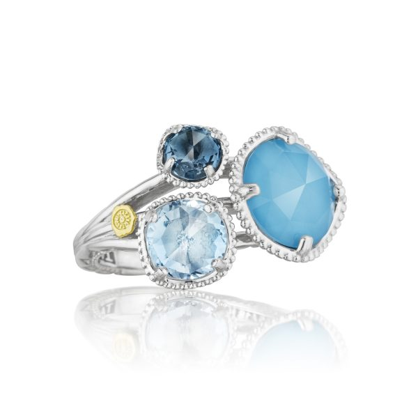 Budding Brilliance Ring by Tacori Showcase View