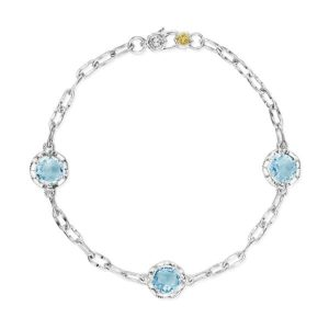 Triple Gem Bracelet by Tacori