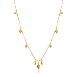 Bohemia Necklace by Ania Haie