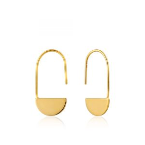 Geometric Drop Earrings by Ania Haie