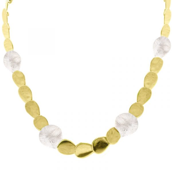 Red Carpet Necklace by Frederic Duclos Showcase View