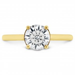 sloane engagement ring by hearts on fire