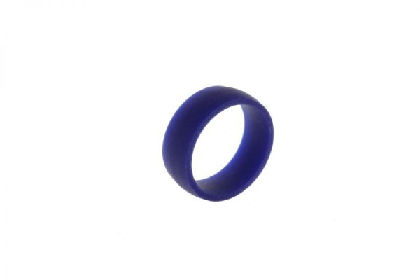 Purple Silicone Ring by Heavy Stone Rings Showcase View