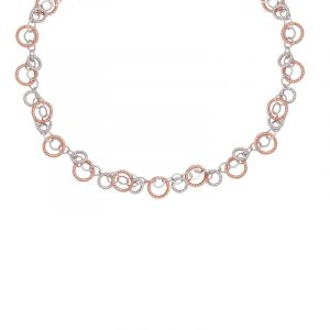 Circulation Necklace by Frederic Duclos Showcase View