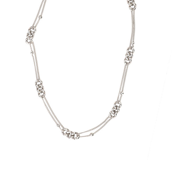 Julia Necklace by Frederic Duclos Showcase View