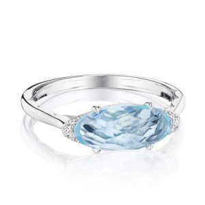 Oval Gem Ring by Tacori Showcase View