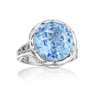 Crescent Gem Ring by Tacori Showcase View