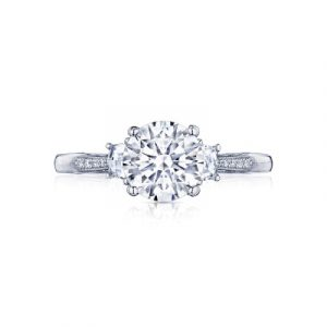 Simply Tacori Engagement Ring by Tacori Showcase View