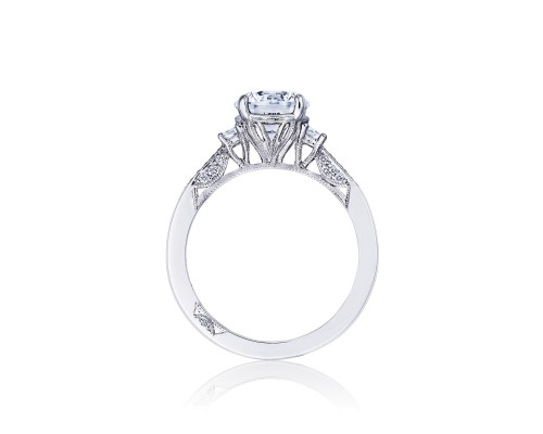 Simply Tacori Engagement Ring by Tacori Showcase Side View
