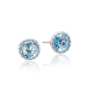 Bezel Studs by Tacori Showcase View
