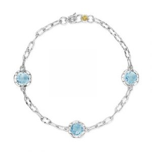 Petite Cascading Gem Bracelet by Tacori Showcase View
