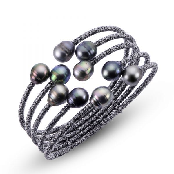 5 Row Cuff Bracelet by Imperial Showcase View