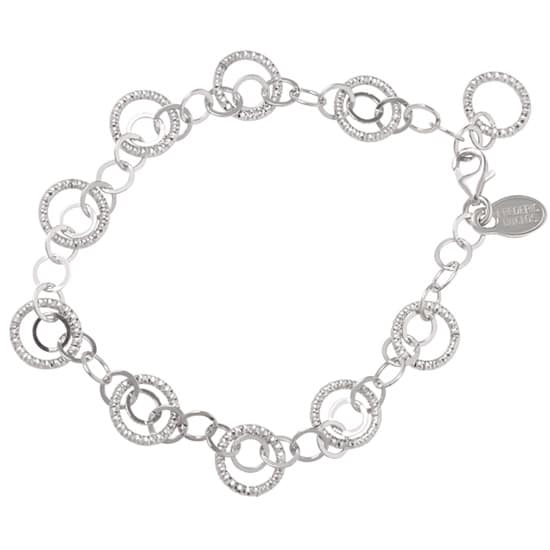 Multi Circle and Chain Bracelet by Frederic Duclos Showcase View