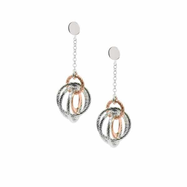 Leah Earrings by Frederic Duclos