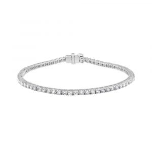 3.08CTW Lab Grown Diamond Bracelet